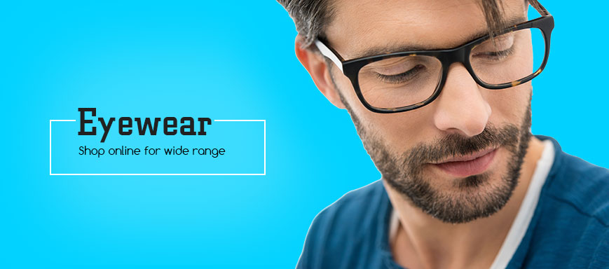 Buy Designer Eyeglasses for Men & Women