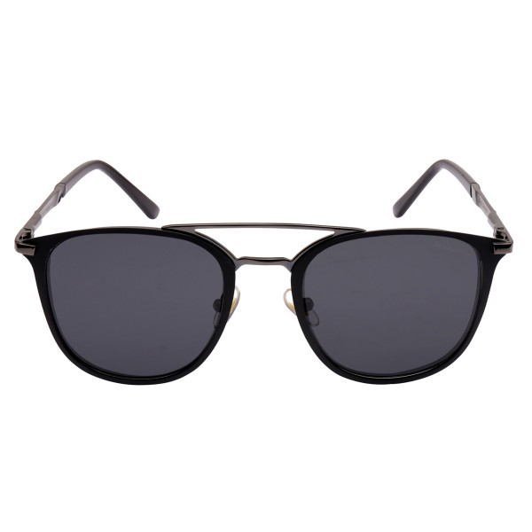 Maesta Shiny Black Aviator (MS1752-C3)
