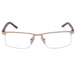 Maesta Gold Rectangle Frame(MF5121-C6)