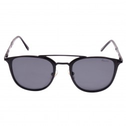Maesta Matt Black Aviator (MS1752-C1)